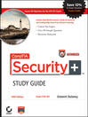 CompTIA Security+ Study Guide Authorized Courseware (eBook): Exam SY0-301